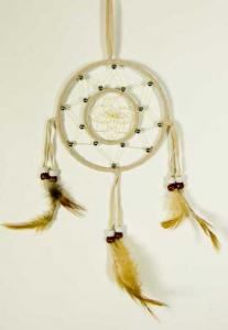Cleo Dream Catcher Circles Natural
