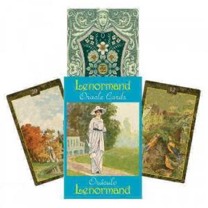 Lo Scarabeo Oracle Cards Lenormand