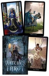 Llewellyn Witches Tarot, Set