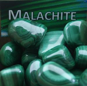 Regnbågsvävar Malakit - Malachite