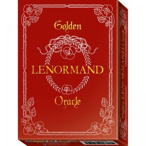 Lo Scarabeo Golden Lenormand Oracle