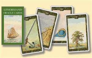 Lo Scarabeo Lenormand Oracle Cards