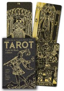 Lo Scarabeo Tarot Gold and Black