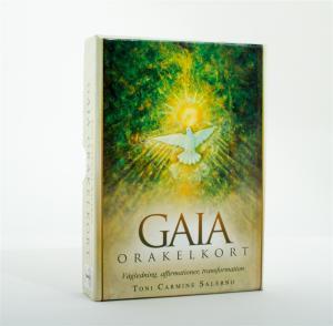 Stjärndistribution Gaia orakelkort (på Svenska)