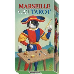 Lo Scarabeo Marseille Cat Tarot