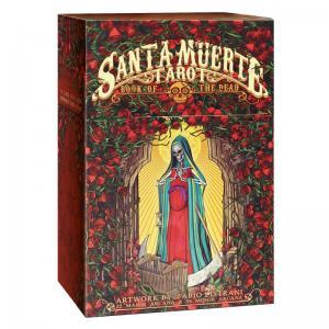 Lo Scarabeo Santa Muerte Tarot