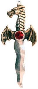 Regnbågsvävar Hängsmycke, Athames drake