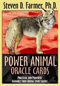 Stjärndistribution Power Animal Oracle Cards