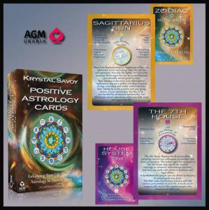 AGM Positive Astrology Cards