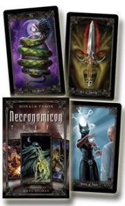 Llewellyn Necronomicon Tarot, Set