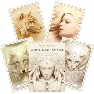 Blue Angel White Light Oracle