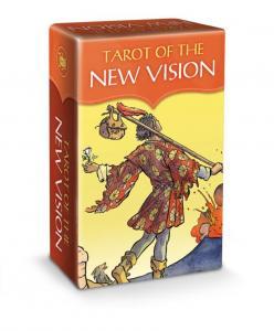Lo Scarabeo Tarot Of The New Vision, Mini
