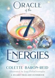 Hay House UK Ltd Oracle of the 7 Energies