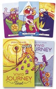 Llewellyn Vivid Journey Tarot