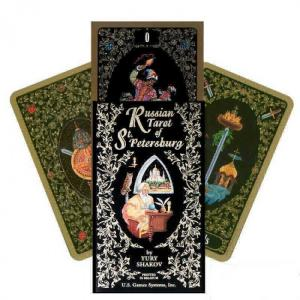 US Games Systems Russian Tarot of St. Petersburg
