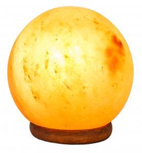 Regnbågsvävar Saltkristallampa - Feng Shui, klot 3 kg