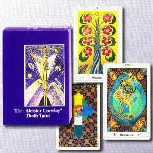 AGM Crowley Thoth Tarot - AGM