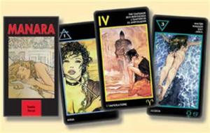Lo Scarabeo Erotic Tarot Manara