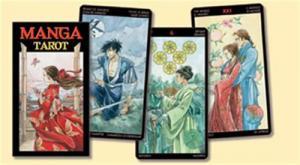Lo Scarabeo Manga Tarot