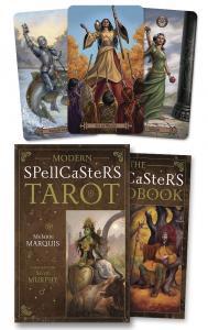 Llewellyn Modern Spellcaster's Tarot