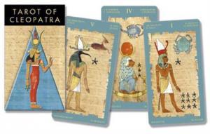 Lo Scarabeo Tarot Of Cleopatra