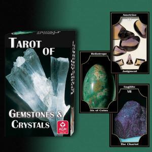 AGM Tarot of Gemstones & Crystals