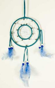 Cleo Dream Catcher Circles Blue