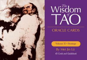 US Games Systems Wisdom of TAO Oracle cards, Volume II - Strategy