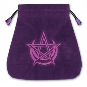 Lo Scarabeo Tarotpåse Wicca, sammet