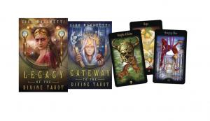 Llewellyn Legacy Of The Divine Tarot