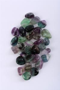 Mineralienfachhandel Regnbågsfluorit - Rainbow fluorite