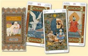 Lo Scarabeo Tarot Of The 1001 Nights