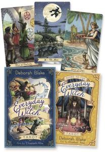Llewellyn Everyday Witch Tarot, Set