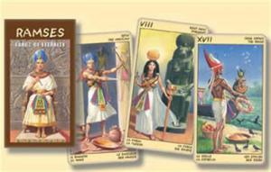 Lo Scarabeo Ramses Tarot Of Eternity