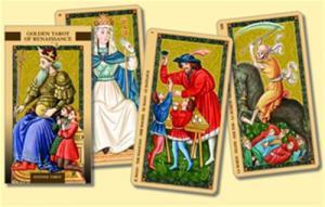 Lo Scarabeo Golden Tarot Of Renaissance