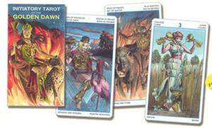 Lo Scarabeo Initiatory Tarot of the Golden Dawn