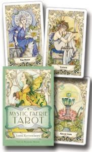 Llewellyn Mystic Faerie Tarot, Set