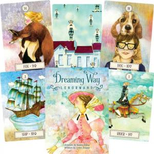 US Games Systems Dreaming Way Lenormand