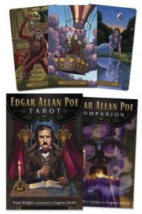 Llewellyn Edgar Allan Poe Tarot