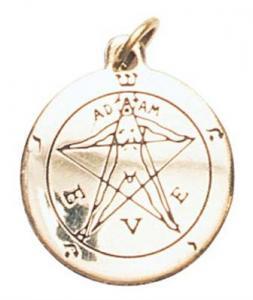 Regnbågsvävar Amulett - Edens Femudd
