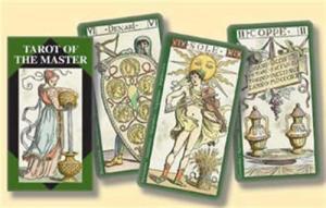 Lo Scarabeo Tarot Of The Master