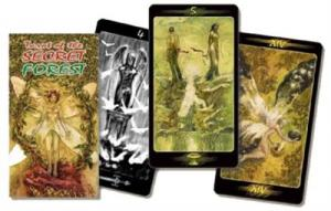 Lo Scarabeo Tarot Of The Secret Forest