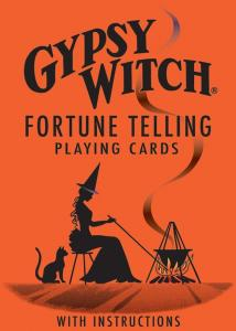 US Games Systems Gypsy Witch Fortune Telling Cards
