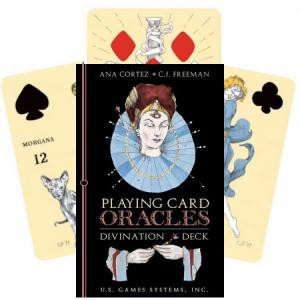 US Games Systems Playing card Oracle deck