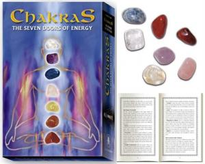 Lo Scarabeo Chakras - The seven Doors of Energy
