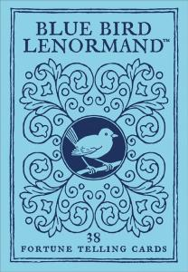 US Games Systems Blue Bird Lenormand