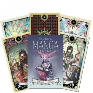 Llewellyn Mystical Manga Tarot Set