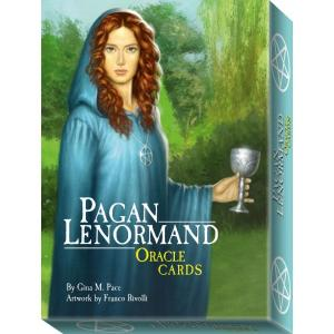 Lo Scarabeo Pagan Lenormand Oracle, Set