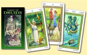 Lo Scarabeo Tarot Of Druids