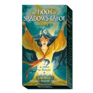 Lo Scarabeo The Book of Shadows Tarot - vol II - So Below